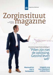 Zorginstituut Magazine oktober 2018