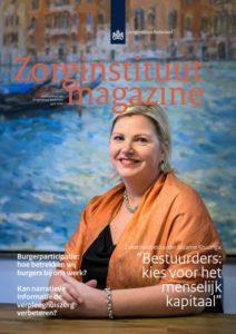 Zorginstituut Magazine maart 2019