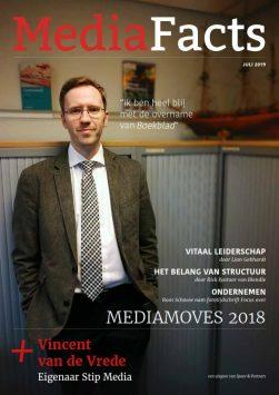 Mediafacts juli 2019