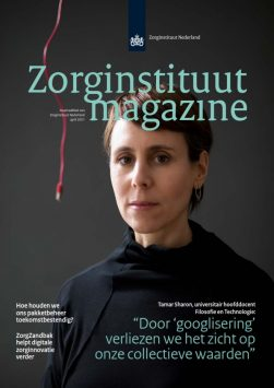 Zorginstituut Magazine april 2021
