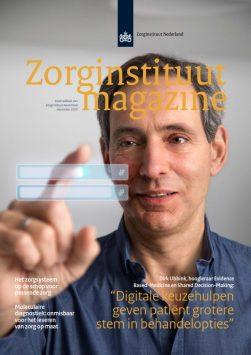 Zorginstituut Magazine december 2020