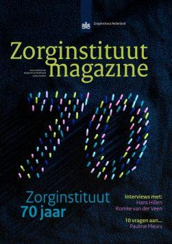 Zorginstituut Magazine - jubileumnummer 70 jaar