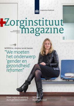 Zorginstituut Magazine juli 2019