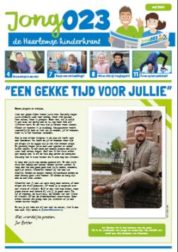 Haarlemse kinderkrant Jong023