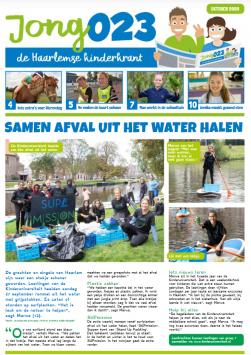 Haarlemse kinderkrant oktober 2020